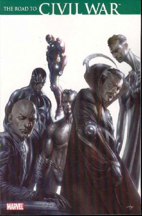 Road to Civil War Trade Paperback TPB